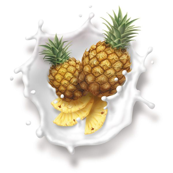 Food - Mario Sermoneta - illustrator