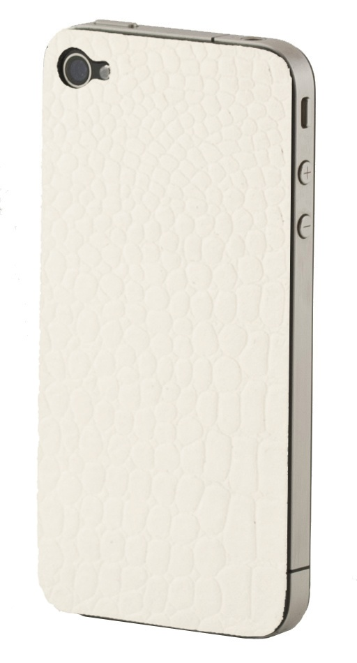 Classic white iPhone skin by dbramante 1928, see more of our product range at http://www.dbramante1928.com