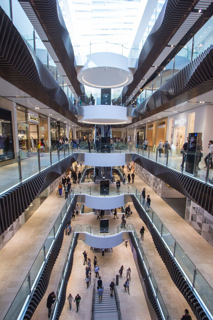 Emporium melbourne interior retail design pinterest for Melbourne space design