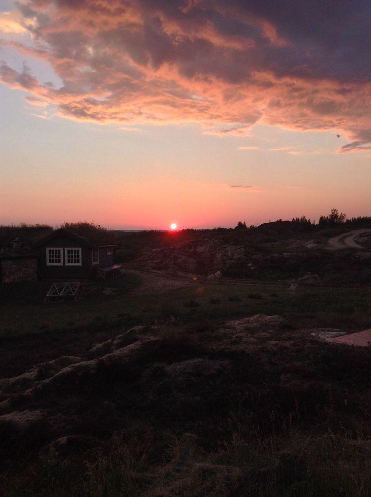 Dolmøya 11juli kl.23.06 2014