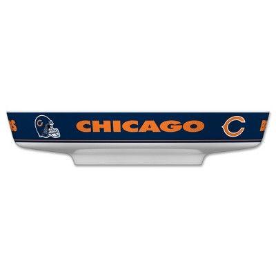 NFL Chicago Bears Party Platter - White