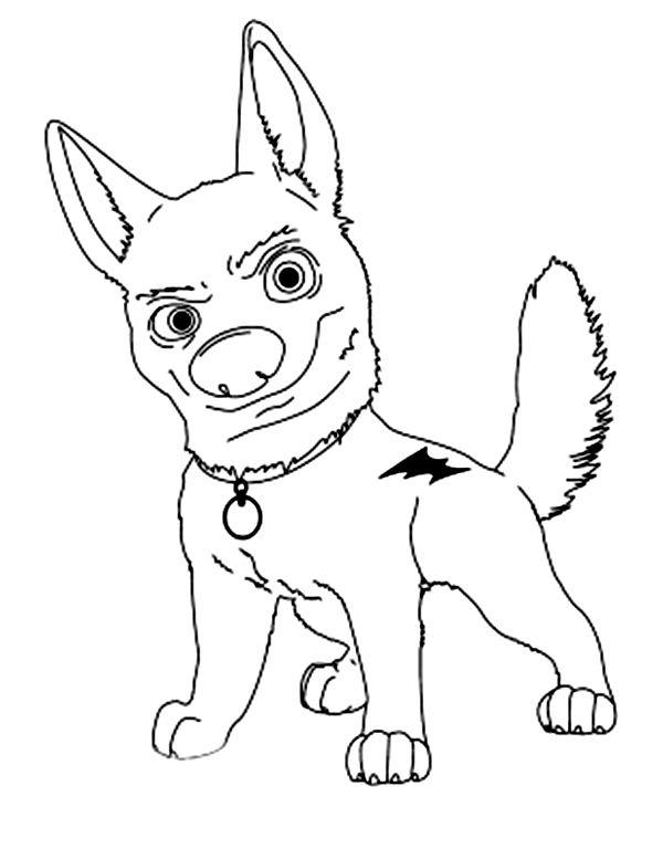 Disney Bolt Dog Coloring Pages Dog Coloring Page Disney Coloring Pages Horse Coloring Pages