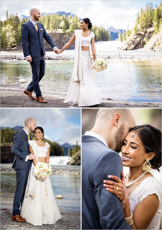 National Park Wedding In Canada