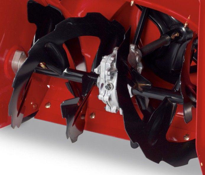 Rotorul este proiectat pentru un volum crescut de zapada http://www.retmicamecanizare.ro