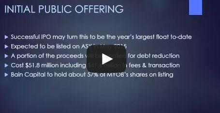 #MYOB Stock Research #ASX #AUSBIZ #Australia