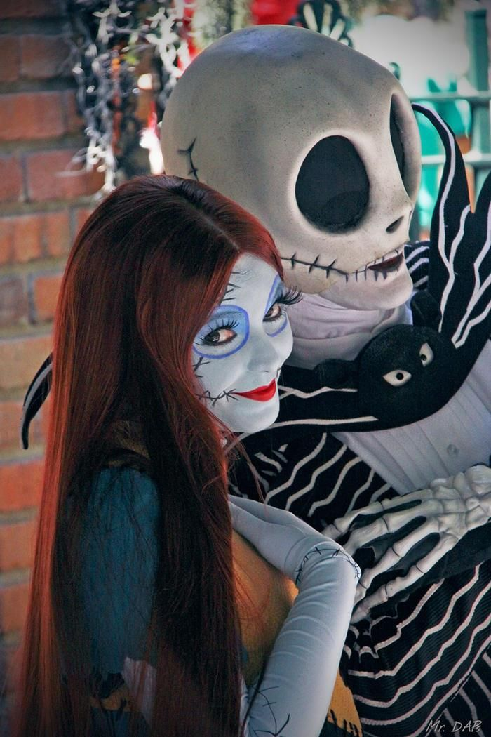 Happy Halloween – From Jack and Sally