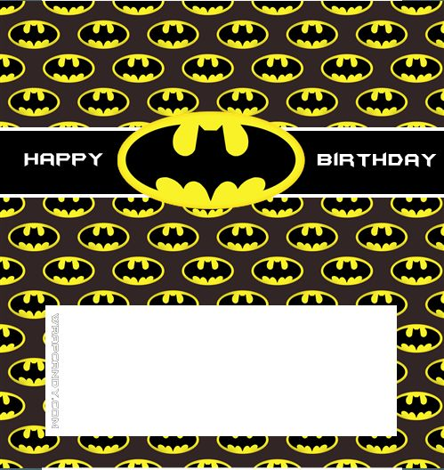 288 best images about fiesta batman on pinterest lego for Bat candy bar wrapper template