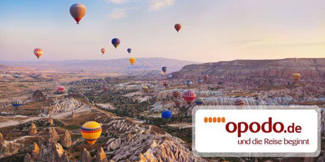 #urlaubsgutschein von Opodo - Gelegenheit für billigen Urlaub