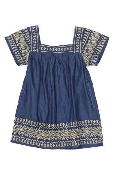 Peek 'Amaya' Dress (Baby Girls) available at #Nordstrom