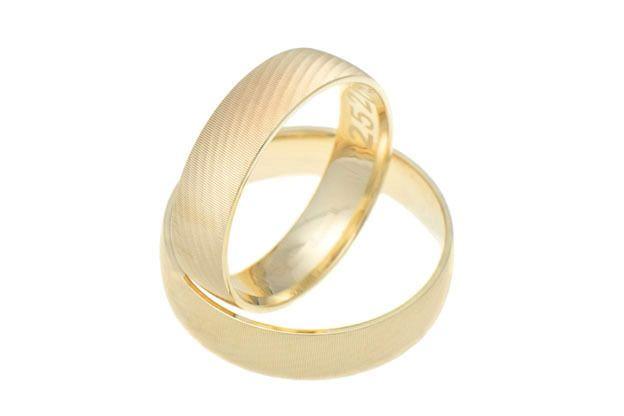 Snubní prsteny - model č. 252/01