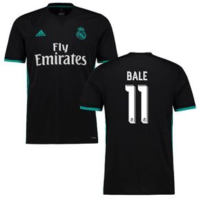 adidas Real Madrid Bale #11 Jersey (Away 17/18): http://www.soccerevolution.com/store/products/ADI_41010_A.php