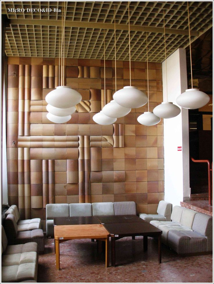 mid century interior built between 1985 86 as the district committee of the communist - Midcentury Cafe 2015