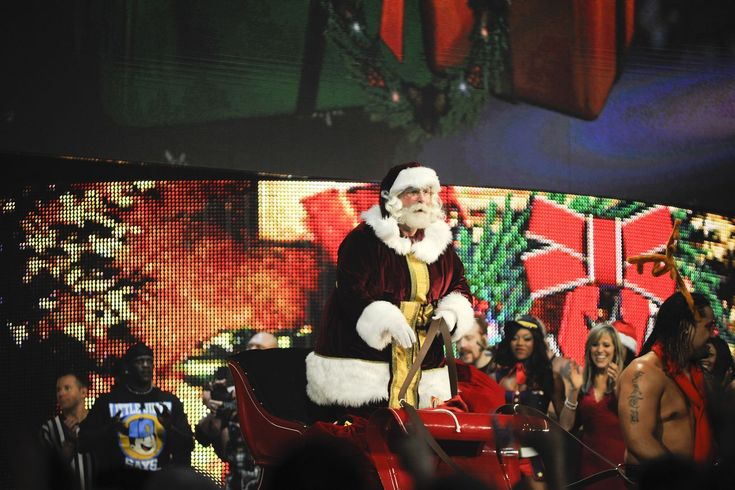 Vince McMahon's letter to Santa (2017 edition): Editor's note: Obviously, this is fictional and satirical. We don't have access to Vince…