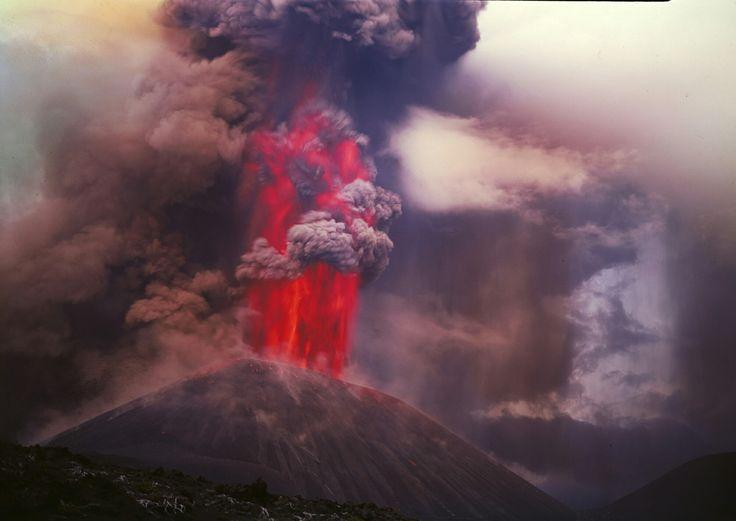 Eruption of Mount Merapi, Indonesia, 2010