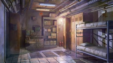 Discover the colorful art of Arseniy, Russian artist working for Russian TV channels in production department as backgrounds artist and 3d modeler.