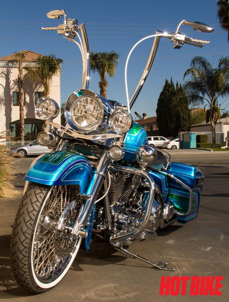 Oldies Rule Forever / 2005 Harley Davidson Road King | Hot Bike..Re-pin Brought to you by #HouseofIns. #InsuranceEugene #Oregon