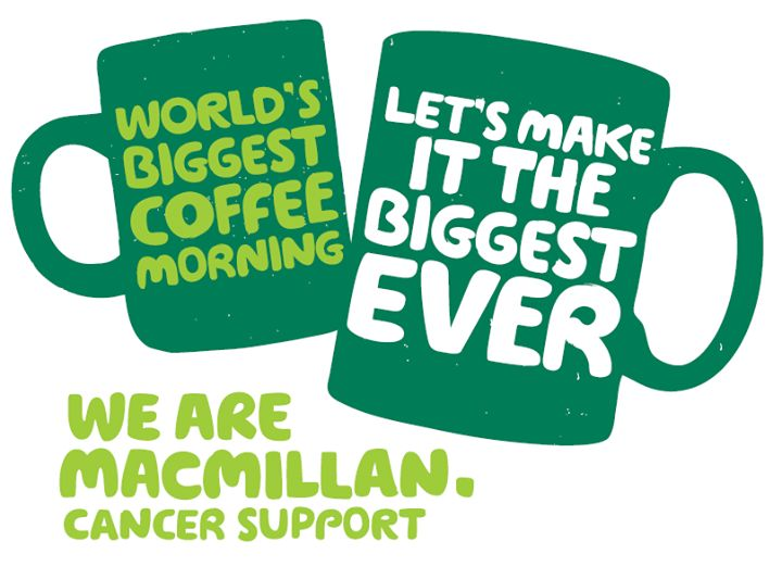 On behalf of Lynette Benford:  Friday 29th September the Annual Macmillan Coffee Morning will be held at Hotel La Torre Golf Resort and Spa - 11.00am till approx 15.00  This year we have entertainment ..... Motown singer from 11 till 14.30  We even have a fully stocked bar this year.  Amazing prizes ;-  2 nights in the Hotel with breakfast for 2 - Donated by the Hotel  Dinner for 2 at the Hotel - Donated by the Hotel  Night in the Pullman Hotel in Liverpool for two including breakfast…