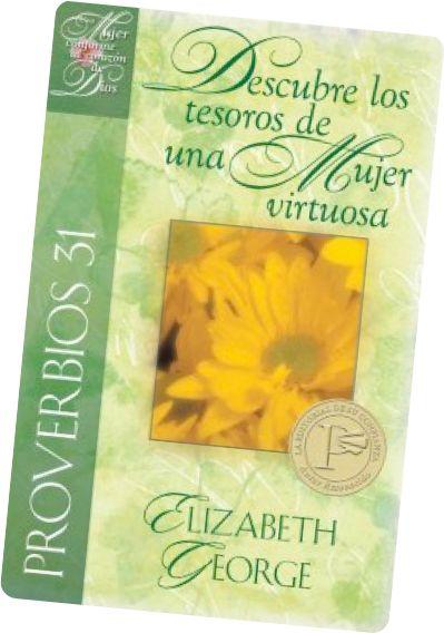 Libro Proverbios 31 - Elizabeth George  ✿⊱╮