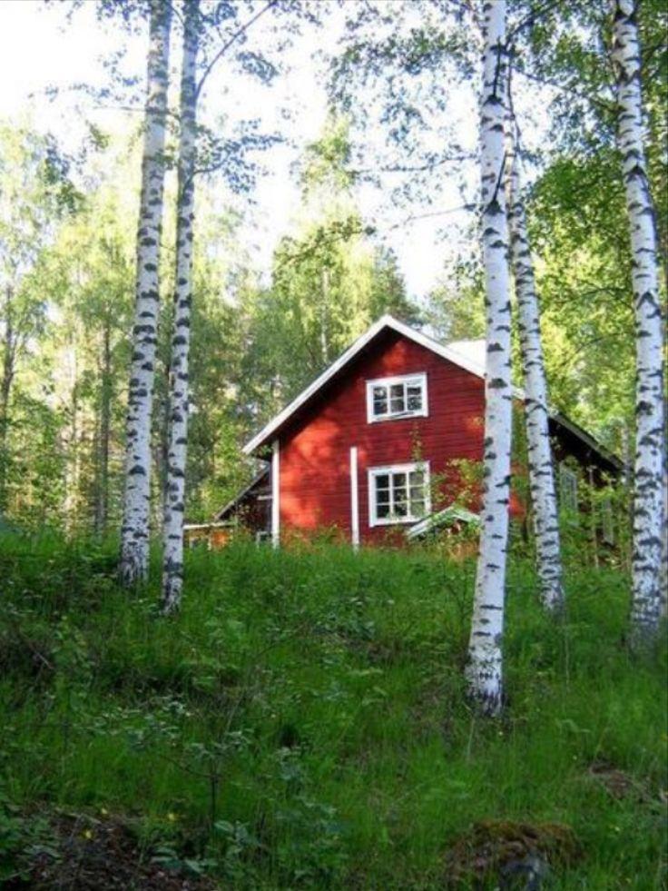Mökki, cottage