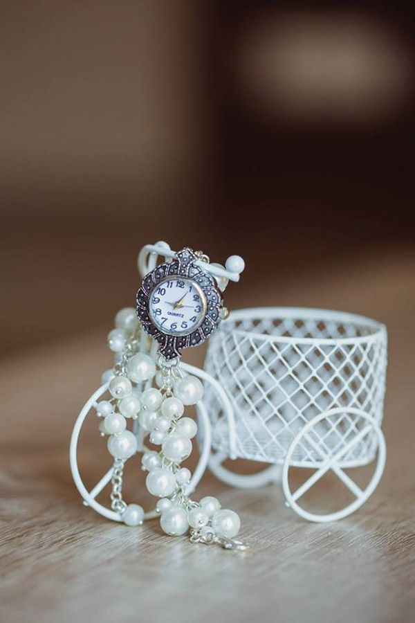 It's about time! Bride's watch - Romanian Crafts by Anda Handmade