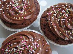Huitsin Nevada: Muumipeikon suklaamuffinssit