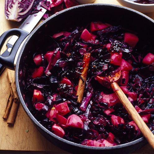Easy red cabbage recipes uk