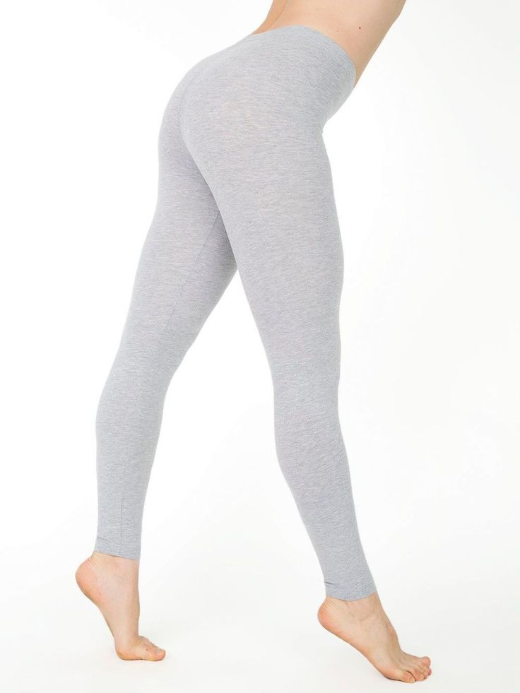 American Apparel - Ladies Fitness Leggings