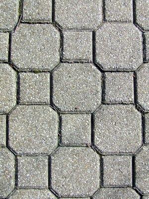 H zlo t mismo baldosas de concreto para jard n con base for Baldosas para jardin baratas