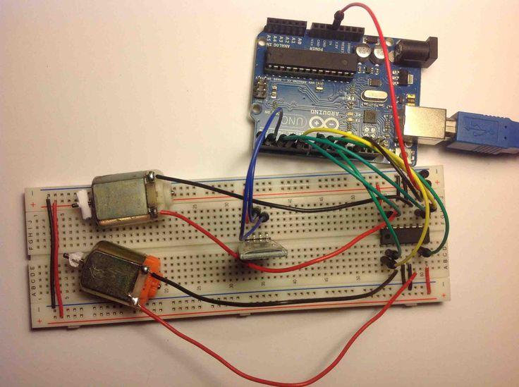 Arduino - Control 2 DC Motors Via Bluetooth    Random Nerd Tutorials