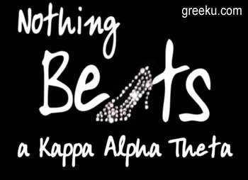 Nothing beats a Kappa Alpha Theta.Faith Hope, Favorite Things, Perfect Grade, Personalized Humor, Kappa Alpha Theta, So True, Abbie Bryans, Greek Life, Sorority