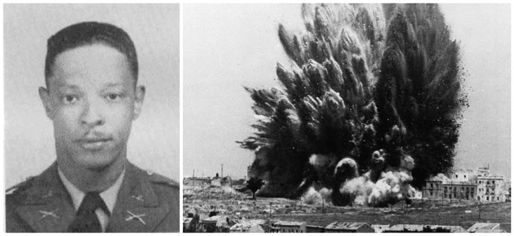 Medal of Honor - John R. Fox sacrificed himself by deliberately calling an artillery strike on his own position - https://www.warhistoryonline.com/war-articles/medal-of-honor-john-r-fox-killed-himself-by-deliberately-calling-an-artillerystrike-on-his-own-position.html