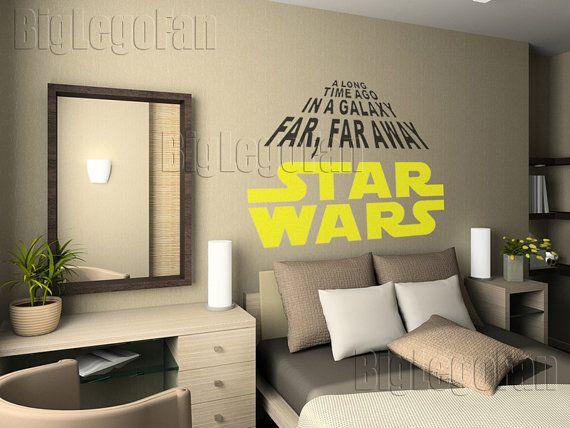 13 best Grown-Up Star Wars Bedroom images on Pinterest | Bedrooms ...
