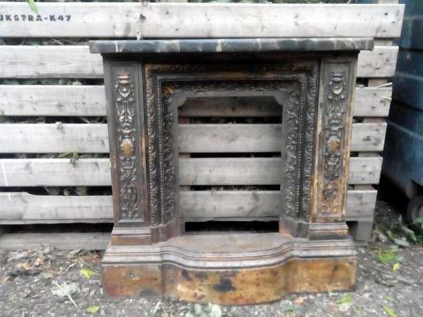 Obudowa kominka , portal