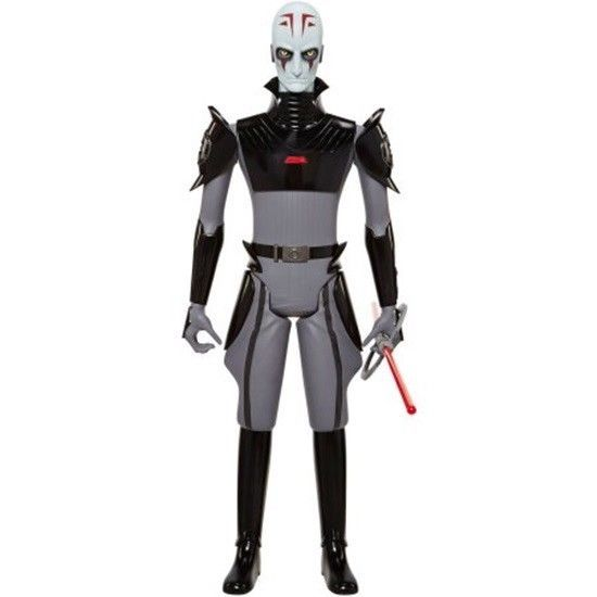 Star Wars Rebels 31' Inquisitor Action Figure Pose Him Any Way You Want Ages 3+ #JakksPacific