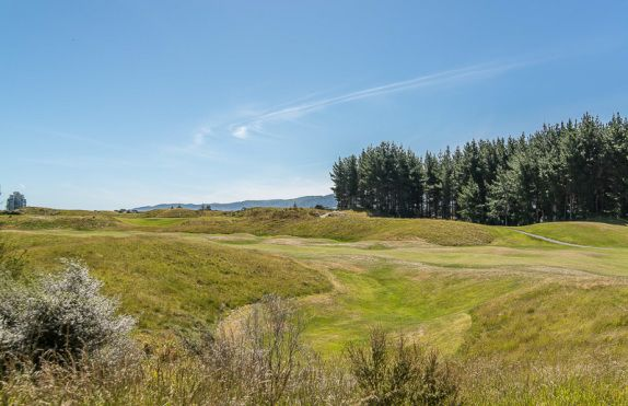 Tall Poppy Real Estate - Paraparaumu Beach - view of the Paraparaumu links Gold Course