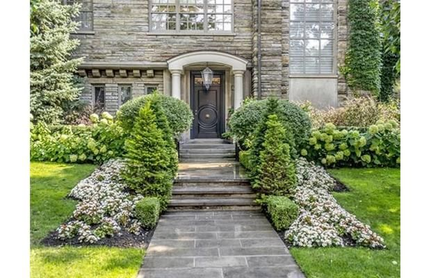 Photos: Former Prime Minister Brian Mulroney's $7.9 million Montreal home for sale
