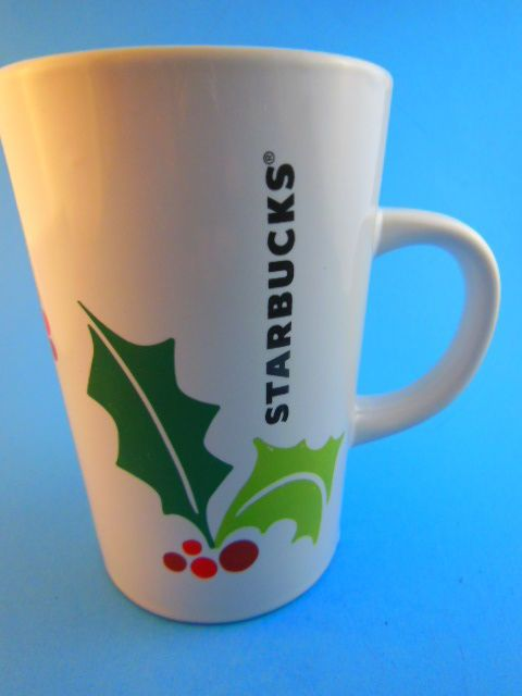 This sale is for this Starbucks Christmas Mug Cup 2011 Holly & Berries . In Excellent condition. $7