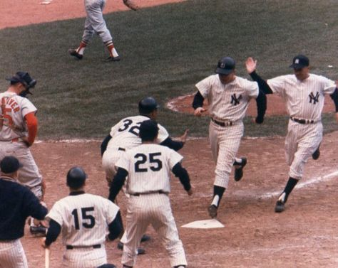Mickey Mantle's Game Three Walk-Off Home Run In 1964