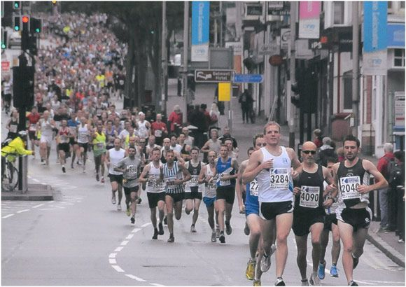 LOROS appeal to Harborough runners to help make Leicester Marathon 'biggest ever'