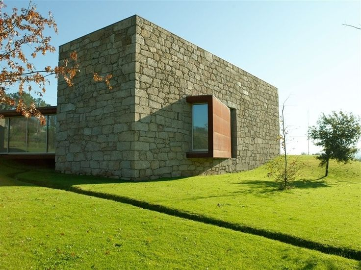 House in Brito by Topos Atelier de Arquitectura