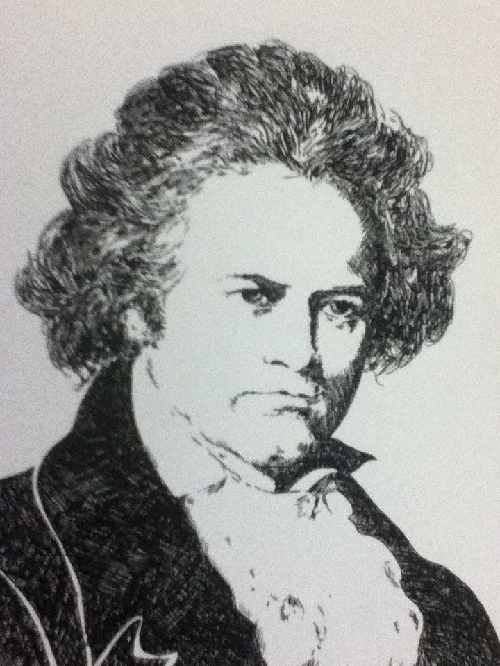Beethoven by James Picard