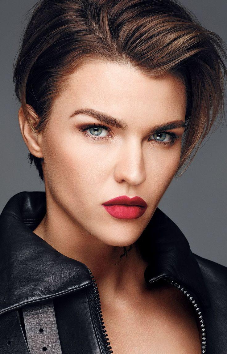 Ruby Rose Source:L'Oréal