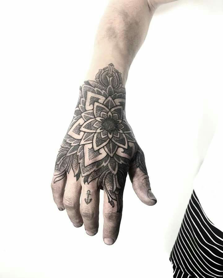 A Tattoo For Both Men And Women Tattoos Uniquetattoo Tattoosformen Tattoosforwomen Hand Tattoos For Guys Hand Tattoos Hand And Finger Tattoos