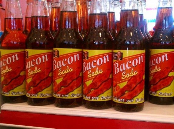 Bacon Slogans | Top 10 Disgusting Attempts To Mix Bacon With Other Foods - Toptenz.net