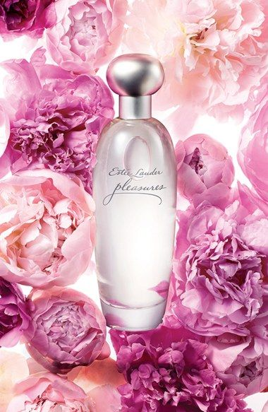 Estee Lauder 'pleasures' Eau de Parfum Spray  #RePin by Dostinja - WTF IS FASHION featuring my thoughts, inspirations & personal style -> http://www.wtfisfashion.com/
