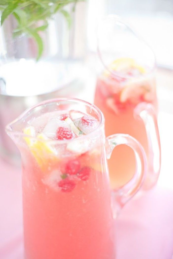 Everything pink that I've been loving lately … including Pink Lemonade!