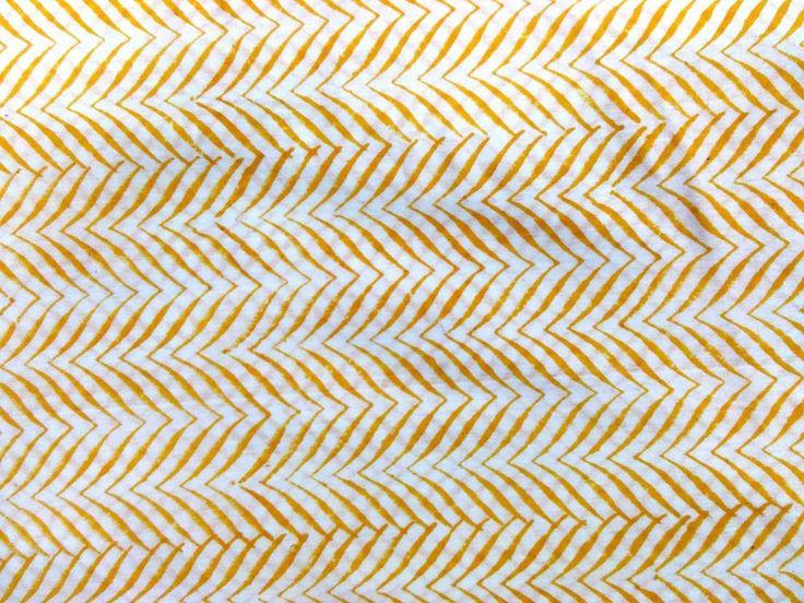 "5 yard Loose Fabric Handmade 100% Cotton""Hand Block"" Sanganeri Print Fabric CST #Handmade"