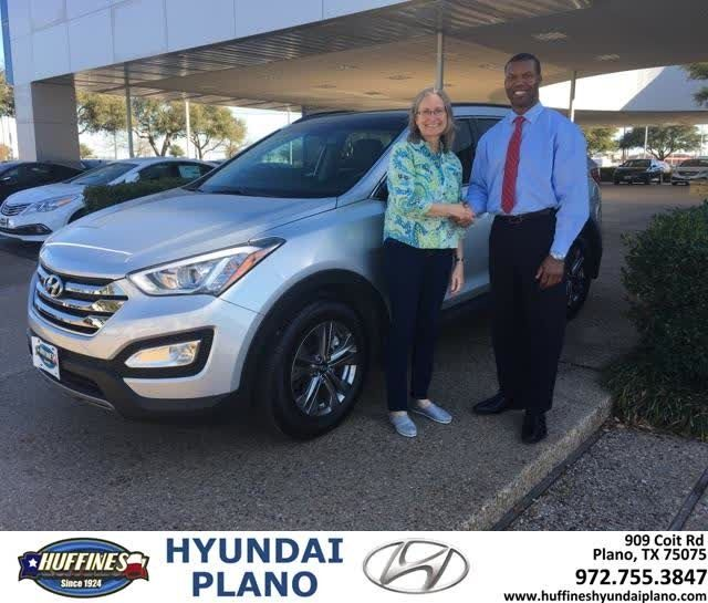 Happybirthday To Lisa From Frank White At Huffines Hyundai