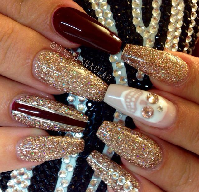 Halloween Nail Art Designs Without Nail Salon Prices: 9 Best Shellac Images On Pinterest