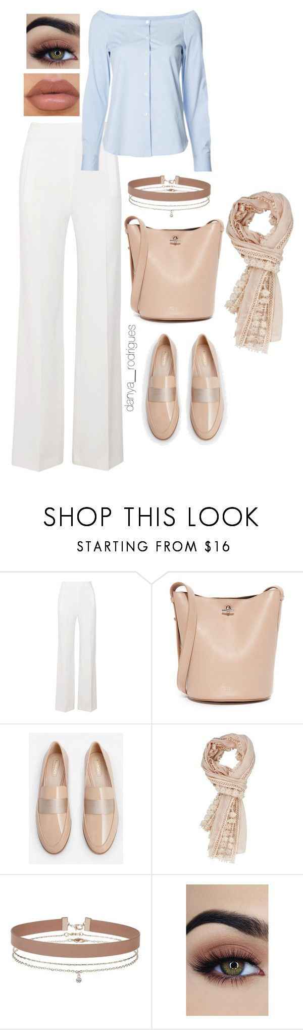 """Sin título #114"" by sousou2578 on Polyvore featuring moda, Roland Mouret, Rochas, MANGO, Miss Selfridge y Theory"